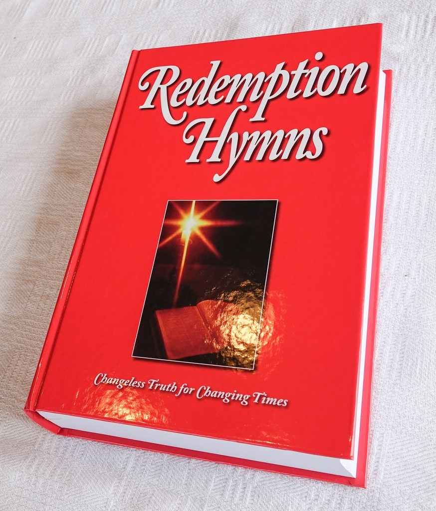 Redemption Hymns Music Edition - cover.